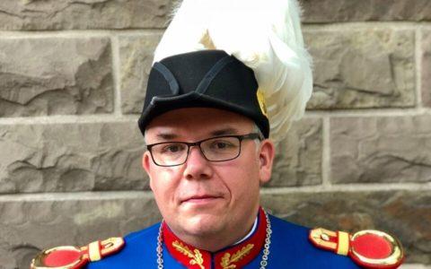 Leutnant Andreas Peters