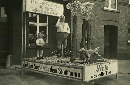 1938 - Hund Senta sucht Stammbaum
