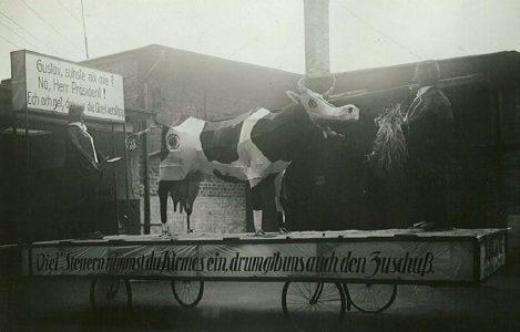 1939 - Die verstopfte Quelle - Kuh