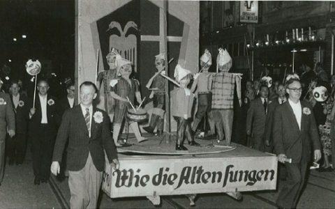 1952 - Wie die Alten sungen