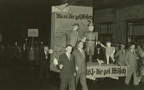 1954 - Wo es die jähl Mösch?
