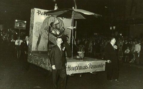 1955 - Der Hauptmann als Pensionär