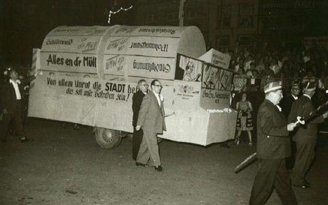 1960 - Sauberkeit unserer Stadt