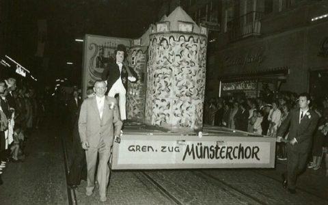 1961 - 40 Jahre Münsterchor - Wacht am Obertor