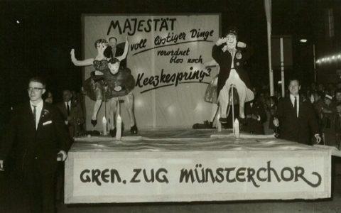 1963 - Majestät beim Keezkessprenge