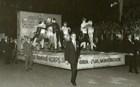 1965 - Tanzturniere im Grenadierkorps