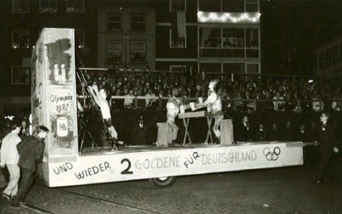 1966 - 2 neue Disziplinen für Olympiade 1972