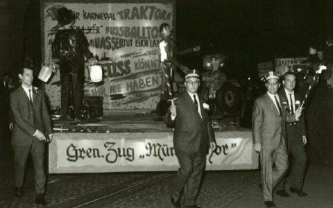 1968 - Entwicklungshilfe für Düsseldorf