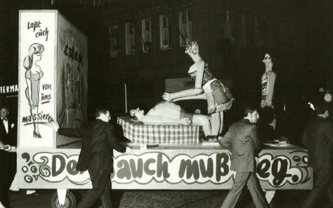 1970 - Der Bauch muß weg!