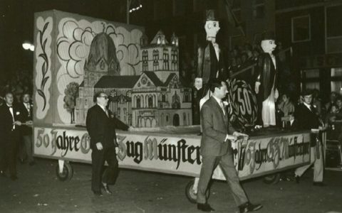 1971 - 50 Jahre Grenadierzug Münsterchor