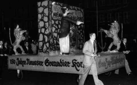 1973 - Neuss, immer Neuss, niemals Düsseldorf