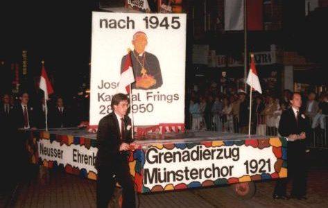 1985 - Neusser Ehrenbürger