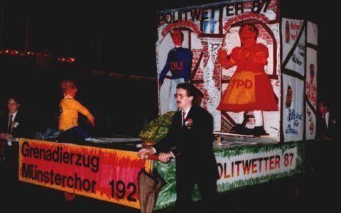 1986 - Politwetter `87