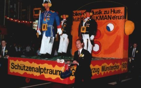 1988 - Schützenalptraum
