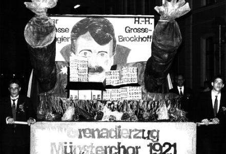 1991 - Uns Nüss soll Weltstadt wäde?