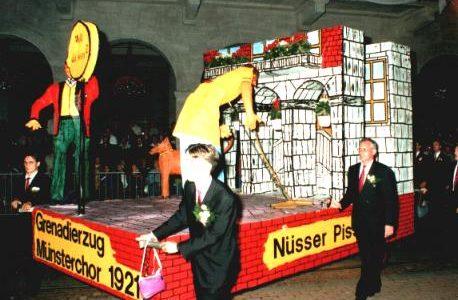 1992 - Nüsser Pisshött
