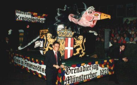 1995 - Kreispleitegeier