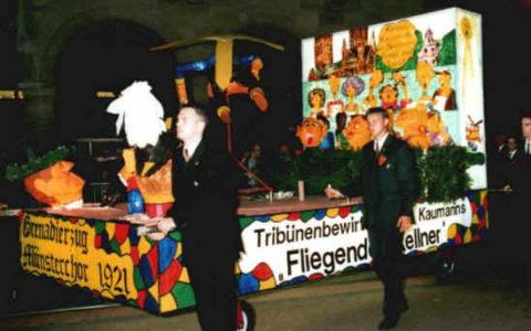 2000 - Fliegende Kellner
