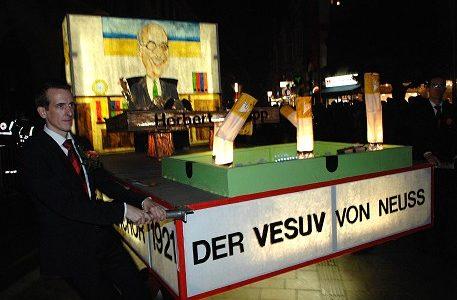 2013 - Der Vesuv von Neuss